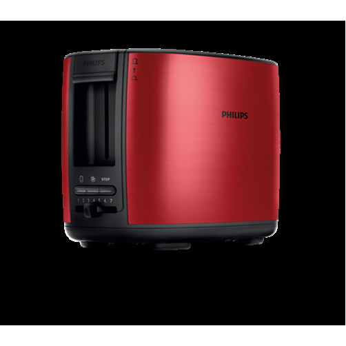 PHILIPS HD2628/41 Φρυγανιέρες Metal Red