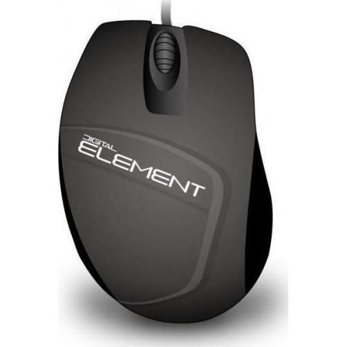ELEMENT MS-30K Ποντικια Black