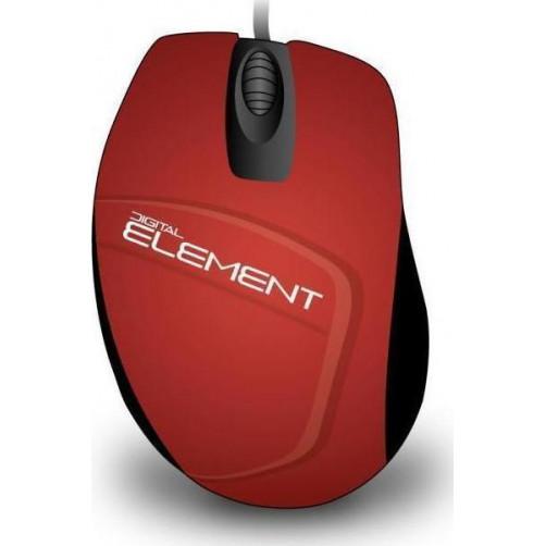 ELEMENT MS-30R Ποντικια Red