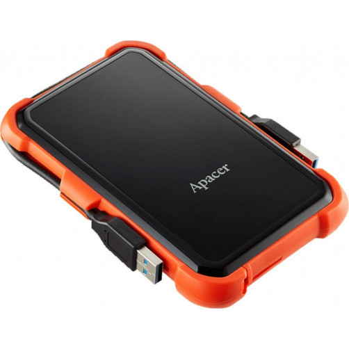 APACER AC630 1TB usb3.1 Αντικραδασμικό-αδιάβροχο Εξωτερικοι Σκλη