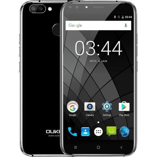 OUKITEL U22 Smartphones Black