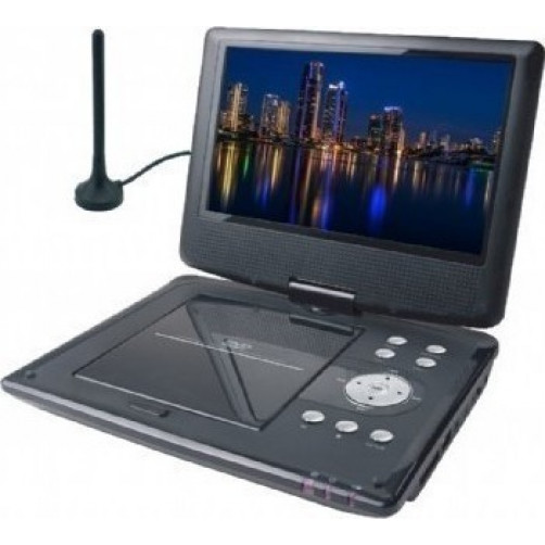 FELIX FXV-1019N Φορητό DVD με τηλεόραση 10.2'' (Επαναφ/ζόμενο)