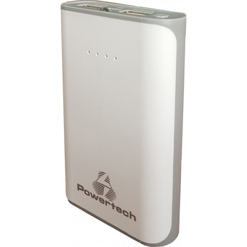 POWERTECH PT-405 6000mAh Powerbank Grey