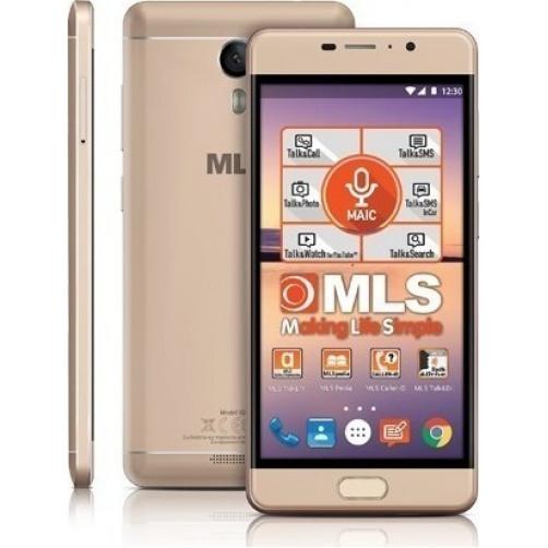 MLS MX 4G IPS 3GB/32GB Smartphones Champagne
