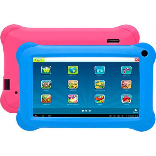 DENVER TAQ-90062 Παιδικό 9'' Με 2 Θήκες (Ρόζ και μπλέ) Android T