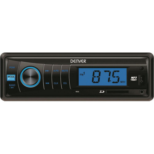DENVER CAU-440 Ράδιο-USB-SD Car Audio Player