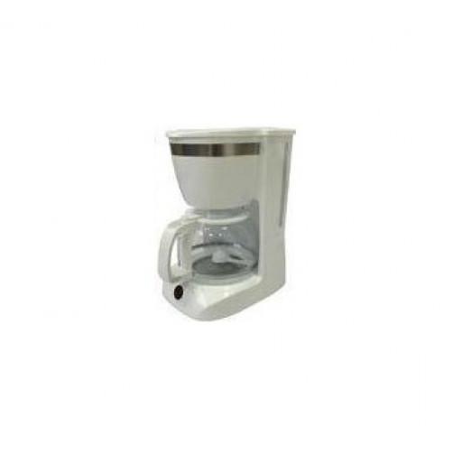 TELEMAX CM-108 Καφετιέρα φίλτρου/Γαλλικού White