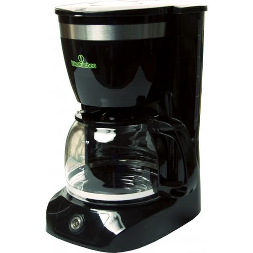 TELEMAX CM-108 Καφετιέρα φίλτρου/Γαλλικού Black