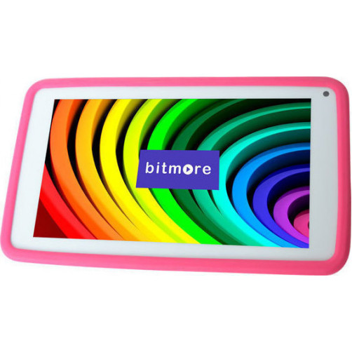 BITMORE SILICON CASE 7 Θήκες Tablet Pink