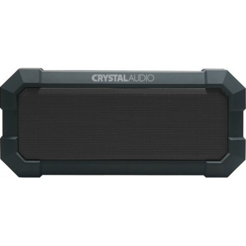 CRYSTAL AUDIO SPLASH BS-08-K 10W Bluetooth Ηχεία Black