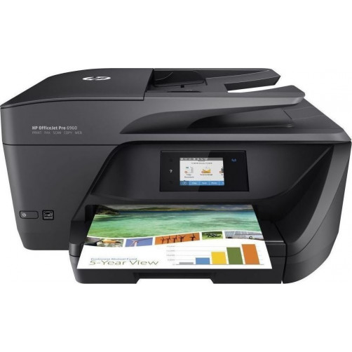 HP OFFICEJET PRO 6960 (J7K33A) AIO Πολυμηχανήματα