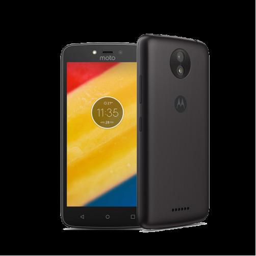 MOTOROLA MOTO C PLUS 2GB Smartphones Black