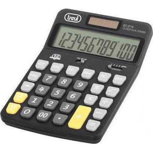 TREVI EC-3775 Αριθμομηχανή Black Διάφορα