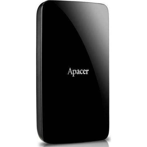 APACER AC233 1TB USB3.0 2.5'' Εξωτερικοί Σκληροί Δίσκοι Black