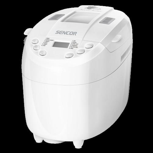 SENCOR SBR760WH Αρτοπαρασκευαστές