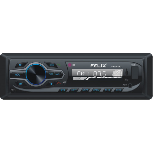 FELIX FX-292 Car Audio Player
