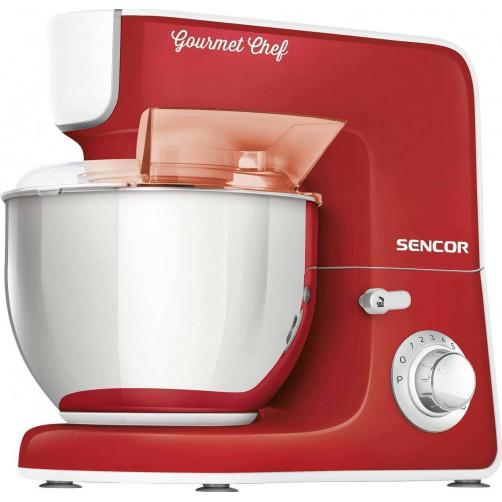 SENCOR STM3774RD 1000W Κουζινομηχανές Red