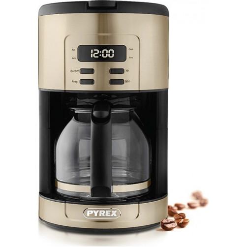 PYREX SB-310 GOLD Καφετιέρα φίλτρου/Γαλλικού