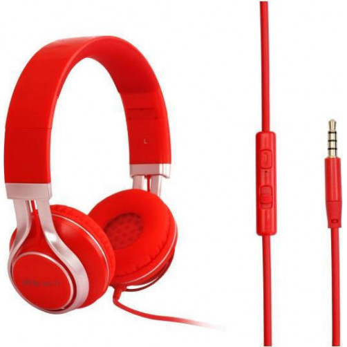 ELEMENT HD-670-R Handsfree Red