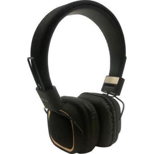 ELEMENT HD-800BT-K Ακουστικά-Μικρόφωνα Black