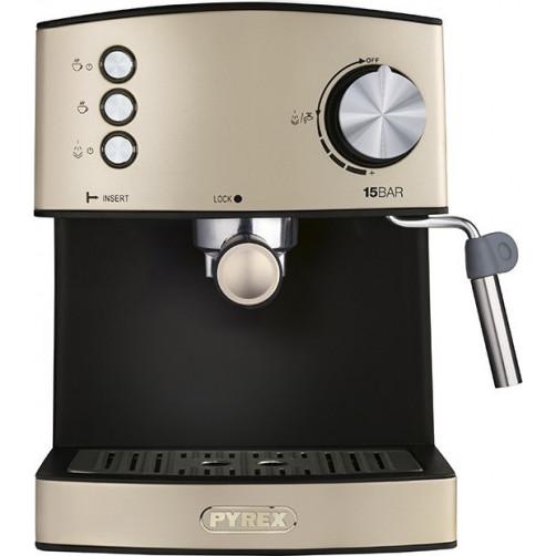 PYREX SB-390 Μηχανές Espresso Gold