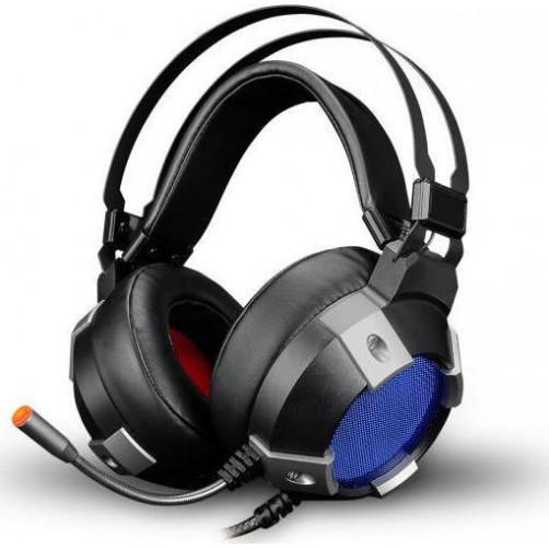 ZEROGROUND HD-2500G IKEDA USB 7.1 Ακουστικά-Μικρόφωνα