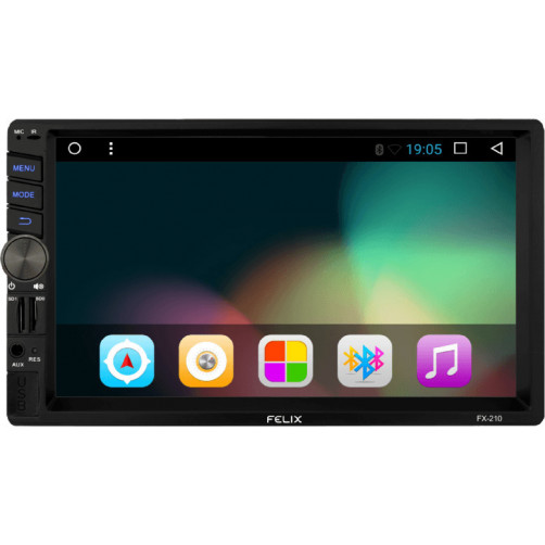 FELIX FX-210 MP5 2DIN ANDROID Car Audio Player