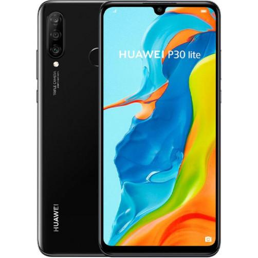 HUAWEI P30 LITE Smartphones Midnight Black