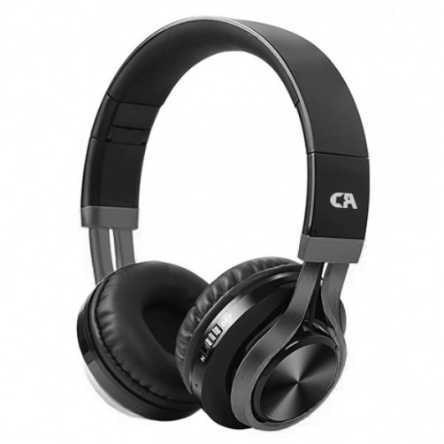 ΑΚΟΥΣΤΙΚΑ BLUETOOTH CRYSTAL AUDIO BT-01-K BLACK-GUNMETAL