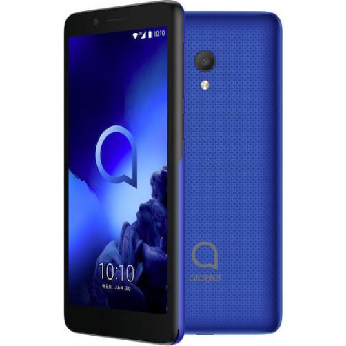 ALCATEL 1C 8GB/3G Smartphones Enamel Blue