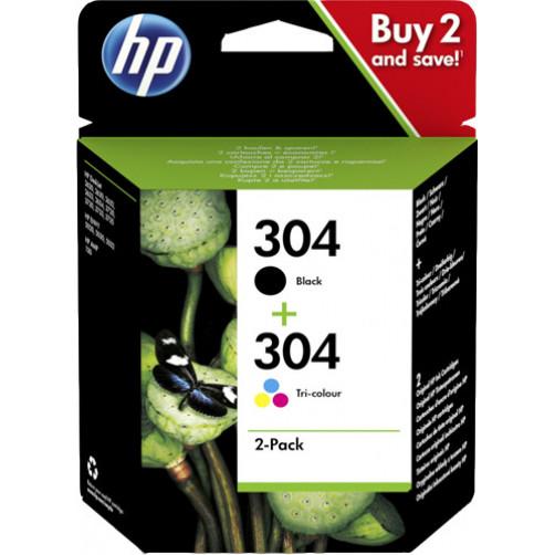 HP 304 2PACK 3JB05AE Αναλώσιμα