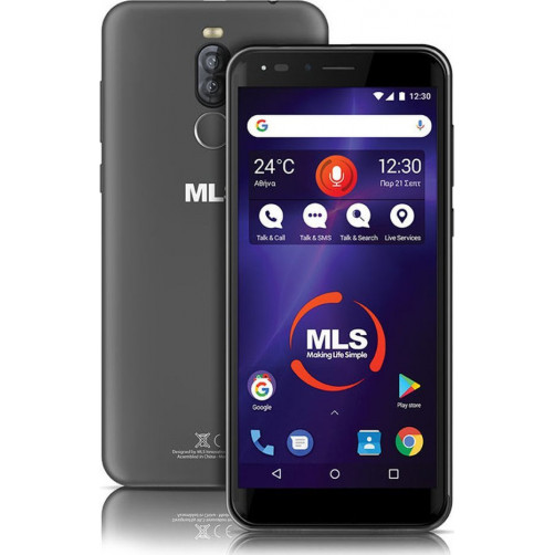 MLS DX LITE 5.7'' 3G Smartphone Gray