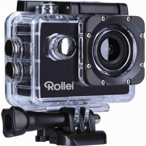 Action Cam ROLLEI FAMILY (83-40323)  Black