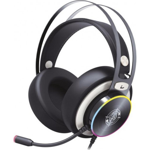 ZEROGROUND HD-2800G SOKUN RGB USB 7.1 Ακουστικά-Μικρόφωνα