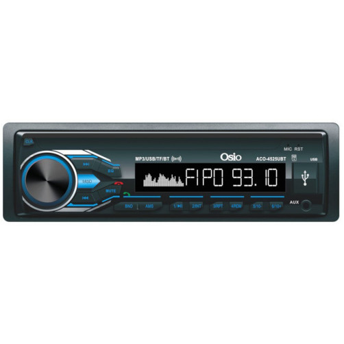 OSIO ACO-4525UBT Car Audio Player