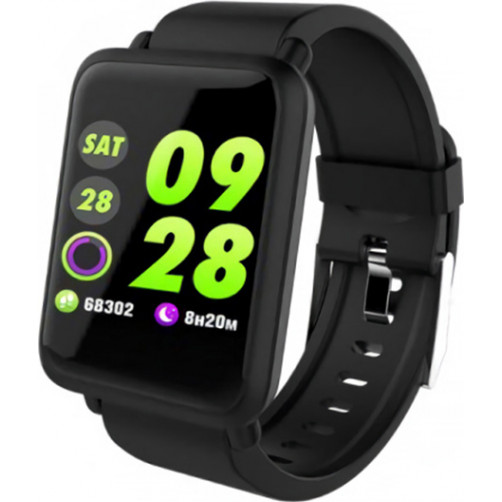 COLMI CLM-M28 Smartwatches Black