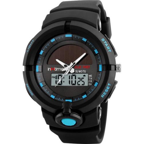 INTIME IT-006 BLUE Ρολόγια Ψηφιακά