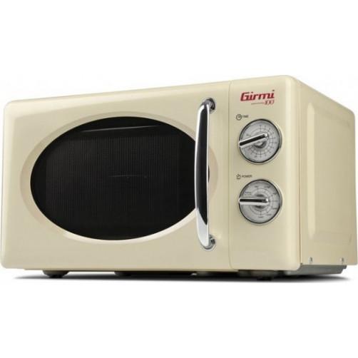 GIRMI FM2105 RETRO BEIGE 20L Φούρνος μικροκυμάτων