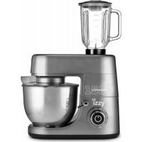 IZZY 30115 PRO 1500W Κουζινομηχανές Grey
