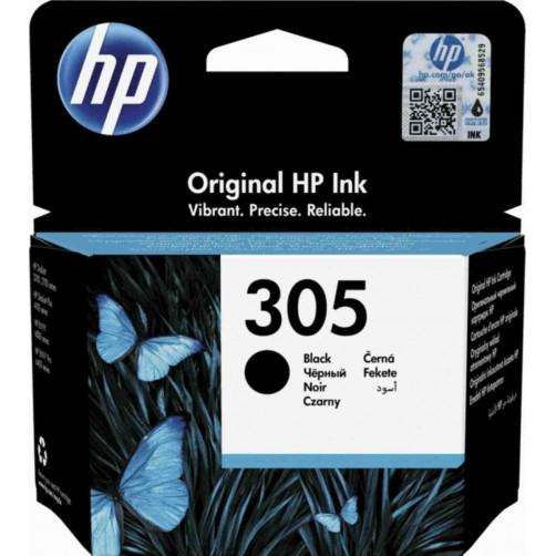 HP No 305 BLACK (3YM61AE) ΑΝΑΛΩΣΙΜΑ ΕΚΤΥΠΩΤΩΝ