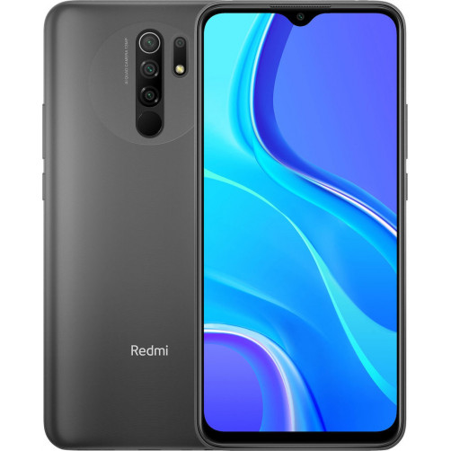 XIAOMI REDMI 9 3GB/32GB Smartphone Black