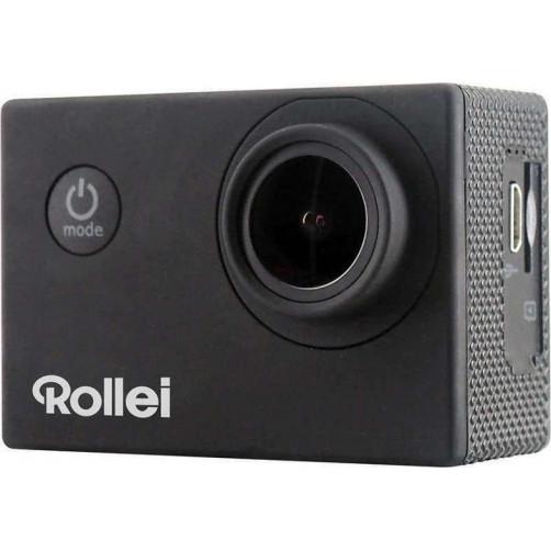 ROLLEI 4S PLUS (40325) Action Cam Black