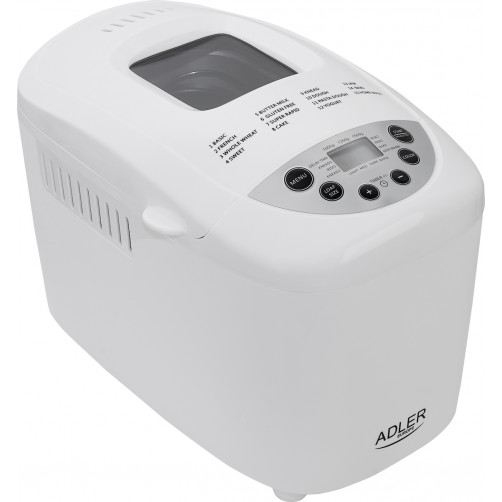 Αρτοπαρασκευαστής ADLER AD-6019