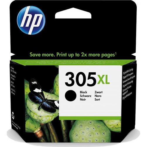 HP HP 305XL Black (3YM62AE)  ΑΝΑΛΩΣΙΜΑ ΕΚΤΥΠΩΤΩΝ