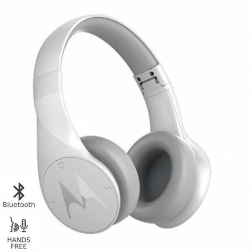 Bluetooth Handsfree MOTOROLA PULSE ESCAPE White
