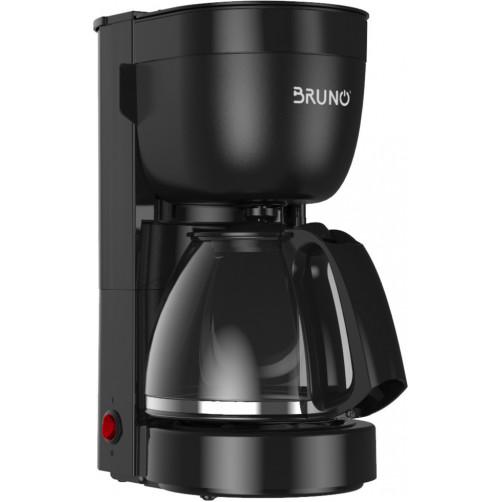 BRUNO BRN-0020 800w 1.25l Καφετιέρα φίλτρου/Γαλλικού Black