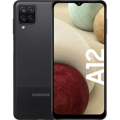 SAMSUNG Galaxy A12 64GB Smartphones Black