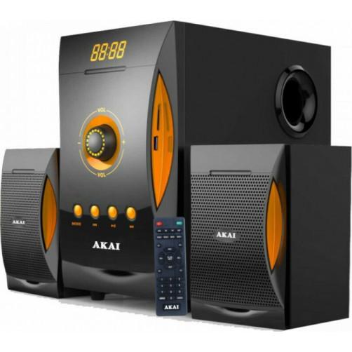 AKAI SS032A-3515 ACTIVE 2.1 ME TX Micro-Mini Hifi