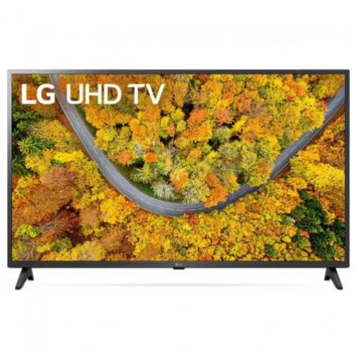 LG 43UP75006LF 43'' 4K Ultra HD Smart Τηλεόραση Black