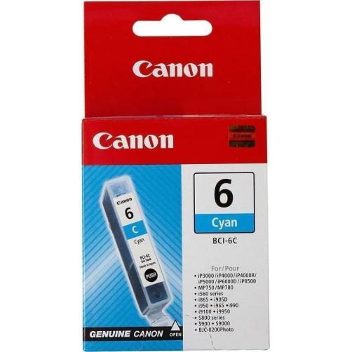 CANON BCI-6 CYAN INK